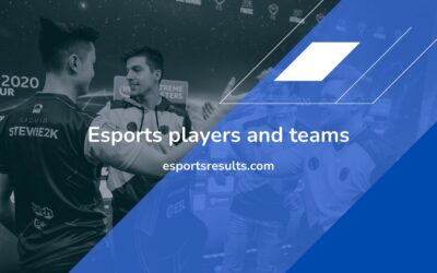 Esports Players and Teams